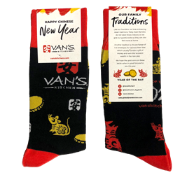 Chinese New Year 2020 Socks – LIMITED EDITION